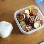 鶏肉と温野菜のホットサラダ弁当