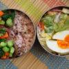 ローストビーフ巻き巻き野菜