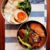 鮭のちゃんちゃん焼き味弁当