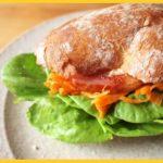 サンドイッチと夏の失敗
