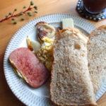 おかんパン朝食