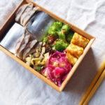 〆さんま寿司弁当