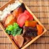 さわらの味噌漬けと野菜たち