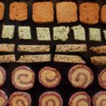 クッキーがたくさん