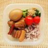 ベトナム風豚の角煮弁当