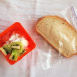 Special玉子サンドとヨーグルト弁当