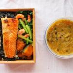 鮭ハラス弁当