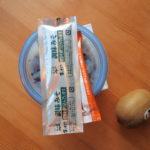 寝坊の納豆弁当