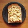 コーンマヨのせトースト