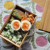 春菊菜飯弁当