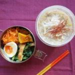 参鶏湯弁当