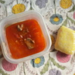 ラムのトマトスープ弁当
