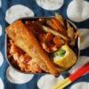 鮭三昧弁当