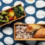 銀鮭&ハラス弁当