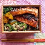 焼き鮭ハラス弁当