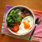 豚肉の香味焼きアジア飯弁当