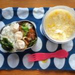 回鍋肉の中華弁当
