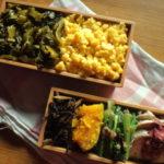 2色丼弁当