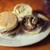 紅茶豚サンド