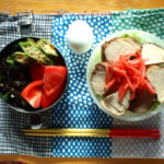 紅茶鶏丼弁当
