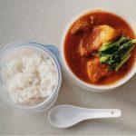 北の幸のスープカレー弁当