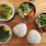 アジアの香り定食弁当