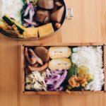 里芋とイカの煮物弁当