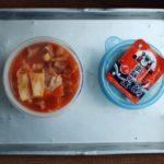 トマトスープ弁当