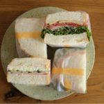 2種サンドイッチ弁当
