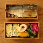 鯖の煮つけ弁当