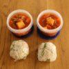 ラム肉のトマトスープ弁当