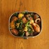 豚ニラ玉丼弁当