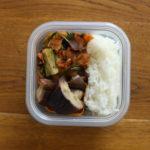 野菜たっぷり豚キム弁当