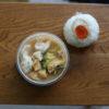 鶏味噌鍋弁当