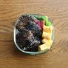 鶏肉の黒胡麻焼き弁当