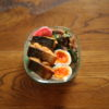 鯖のカレー粉焼き弁当
