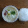 豆乳スープ弁当