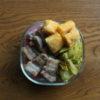 焼き塩豚弁当