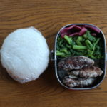 鯖の竜田揚げ弁当