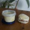 豆乳シチューとマフィンサンド弁当