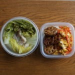 塩豚と白菜のスープ弁当
