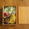 豆ご飯弁当、キッチン選択に悩む。