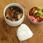 花椒ガリガリ麻婆豆腐弁当