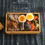 牛肉トマトピーマン炒め弁当