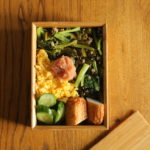 高菜炒め丼弁当