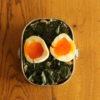 豚キム海苔弁当、ワイヤー猫