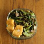 高菜炒め海苔弁当