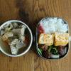 肉団子甘酢和え弁当