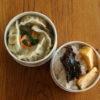 餃子スープ弁当