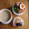 鶏肉ニラ炒め弁当